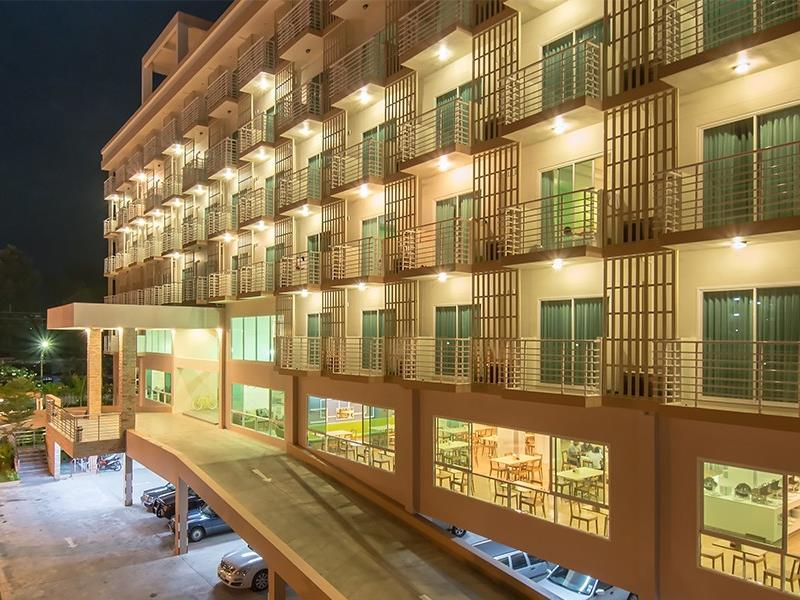 Prachuap Grand Hotel - Hotell och Boende i Thailand i Asien