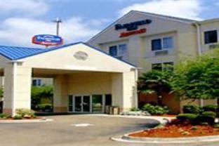 Fairfield Inn Baton Rouge South Hotel