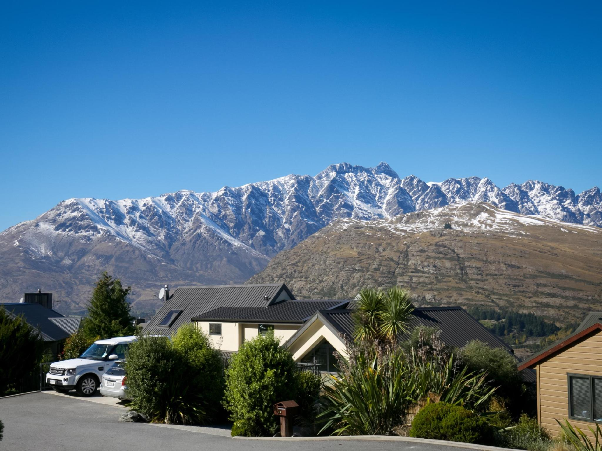 Alpine Suites - Hotels and Accommodation in New Zealand, Pacific Ocean And Australia