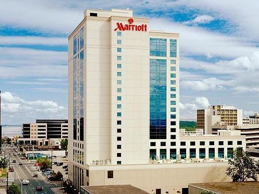 Marriott Anchorage Downtown Hotel