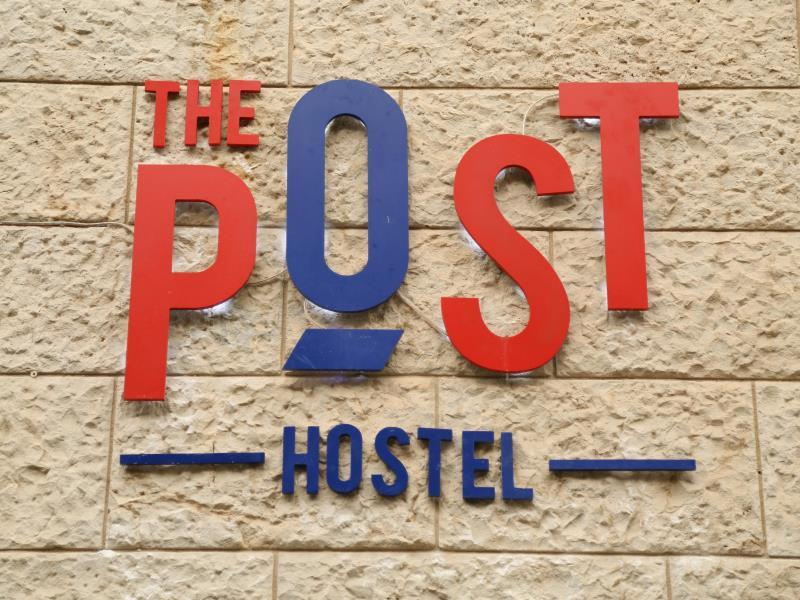 The Post Hostel - Hotels and Accommodation in Israel, Middle East
