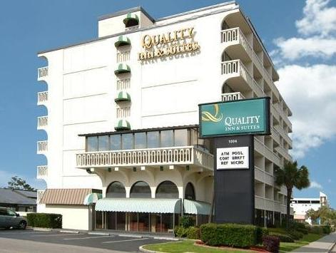 Quality Inn And Suites Myrtle Beach Hotel - Hotel and accommodation in Usa in Myrtle Beach (SC)
