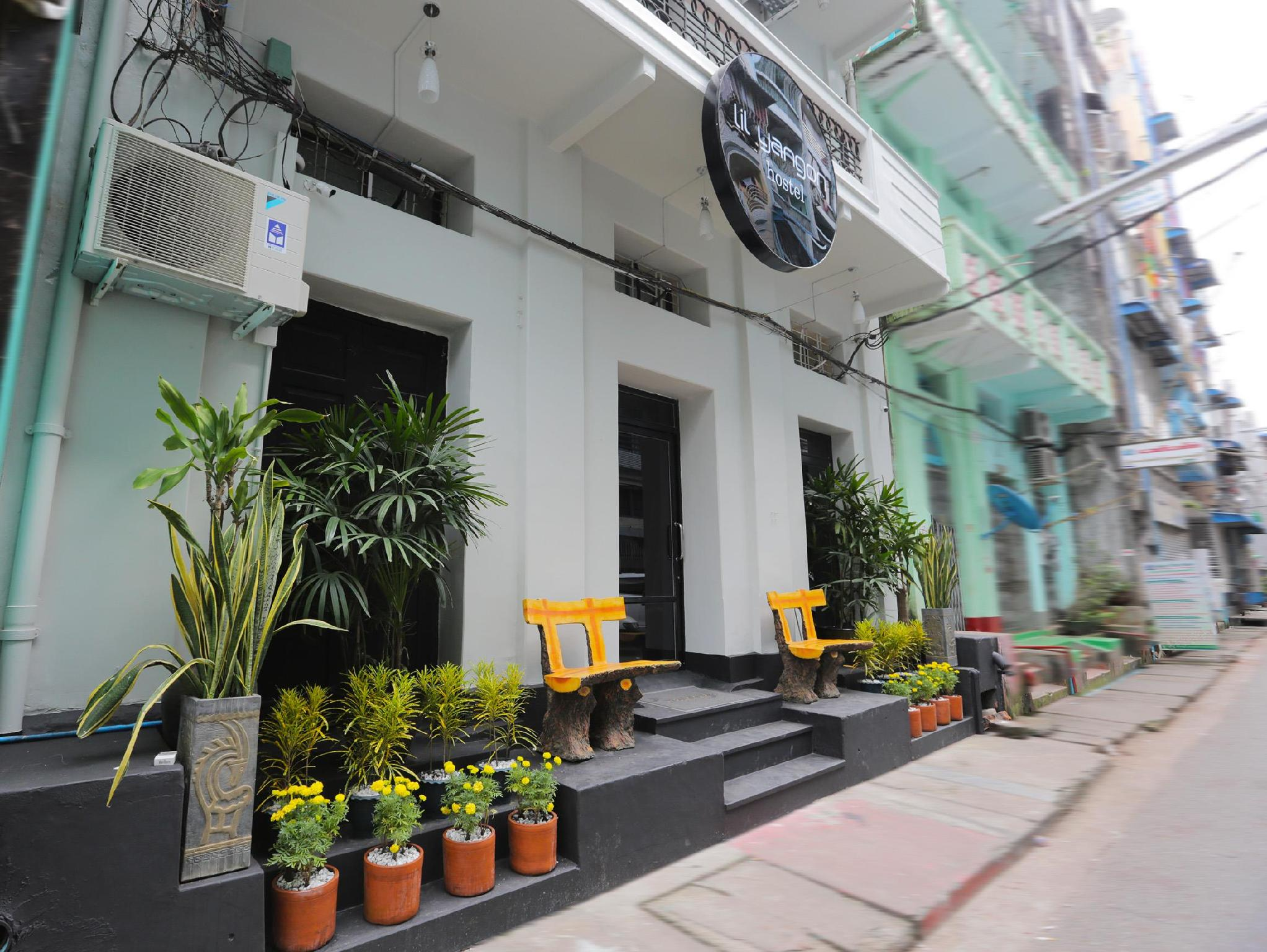 Little Yangon Hostel - Hotels and Accommodation in Myanmar, Asia