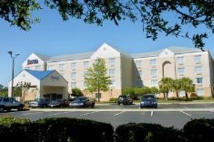 Fairfield Inn By Marriott Myrtle Beach Broadway Hotel