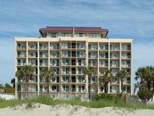 Comfort Inn & Suites Beach Front Central Myrtle Beach (SC) - Exterior