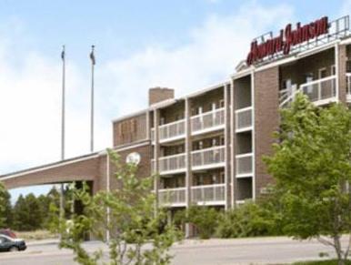 Howard Johnson Inn Colorado Springs