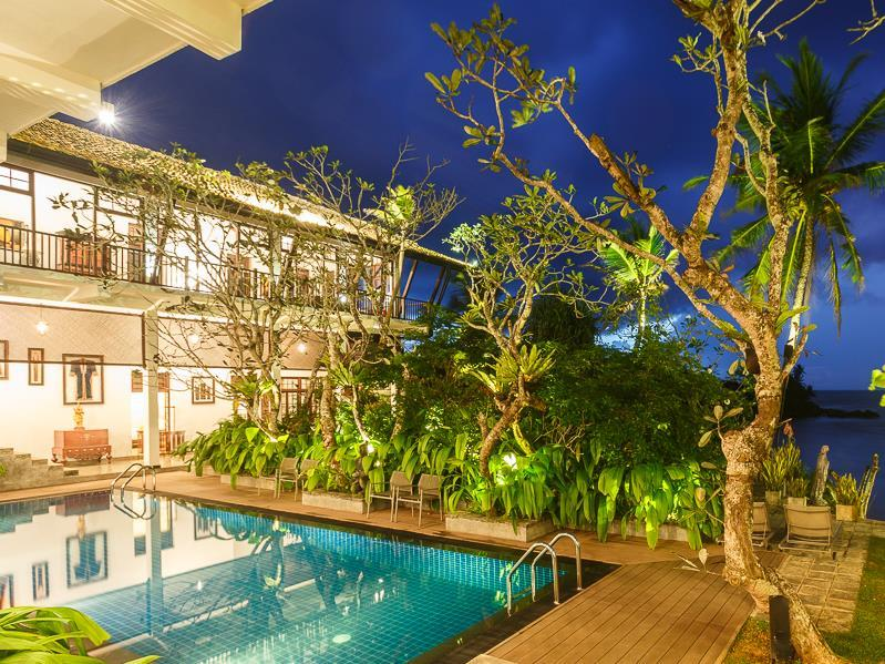 Villa Republic Galle - Hotels and Accommodation in Sri Lanka, Asia