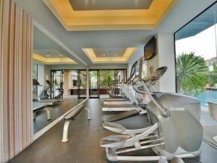 Abloom Exclusive Serviced Apartments Bangkok - Fitness Room