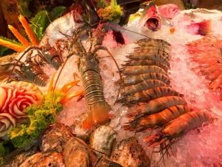 Tiger Inn Hotel Phuket - Seafood of Tiger Inn Restaurant