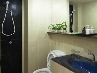 Rome Place Hotel Phuket - Kamar Mandi