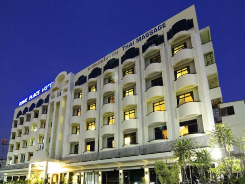 Rome Place Hotel - Hotels and Accommodation in Thailand, Asia