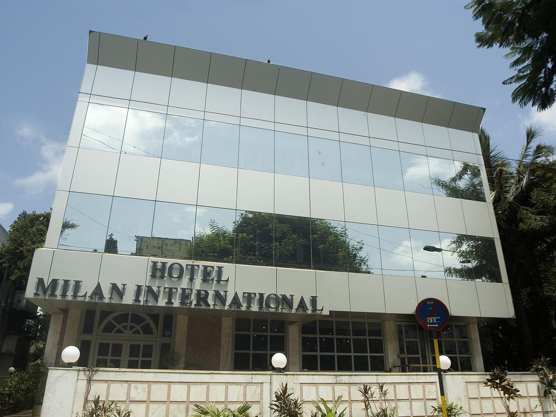 Milan International Hotel - Hotell och Boende i Indien i Mumbai