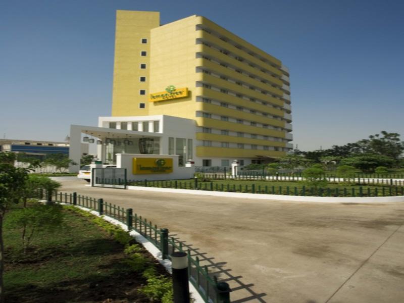 Lemon Tree Hotel Hinjawadi  - Hotell och Boende i Indien i Pune