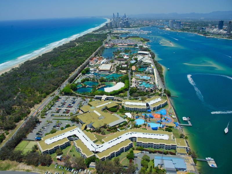 Sea World Resort & Water Park - Hotell och Boende i Australien , Guldkusten