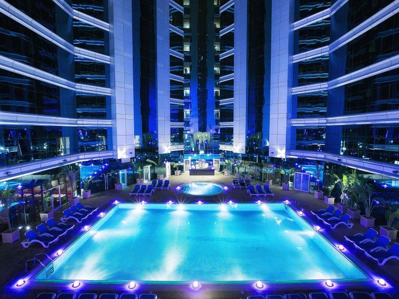 Ghaya Grand hotel - Hotels and Accommodation in United Arab Emirates, Middle East