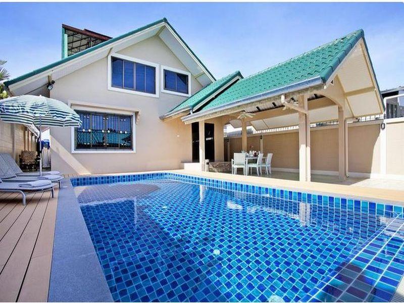 Pattaya Pool Villa Tanzanite  - Hotels and Accommodation in Thailand, Asia