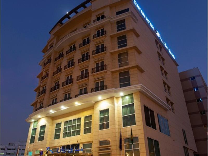 Rayan Hotel - Hotels and Accommodation in United Arab Emirates, Middle East