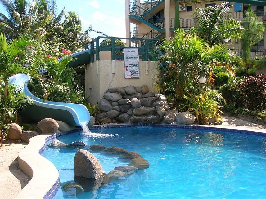 The Grand Melanesian Hotel - Hotell och Boende i Fiji i Stilla havet och Australien