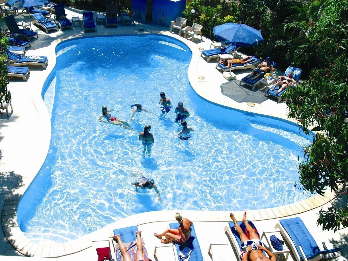 Nadi Bay Hotel - Hotels and Accommodation in Fiji, Pacific Ocean And Australia