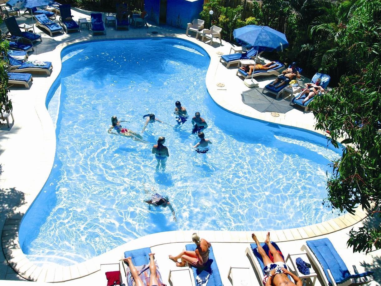 Nadi Bay Hotel - Hotell och Boende i Fiji i Stilla havet och Australien