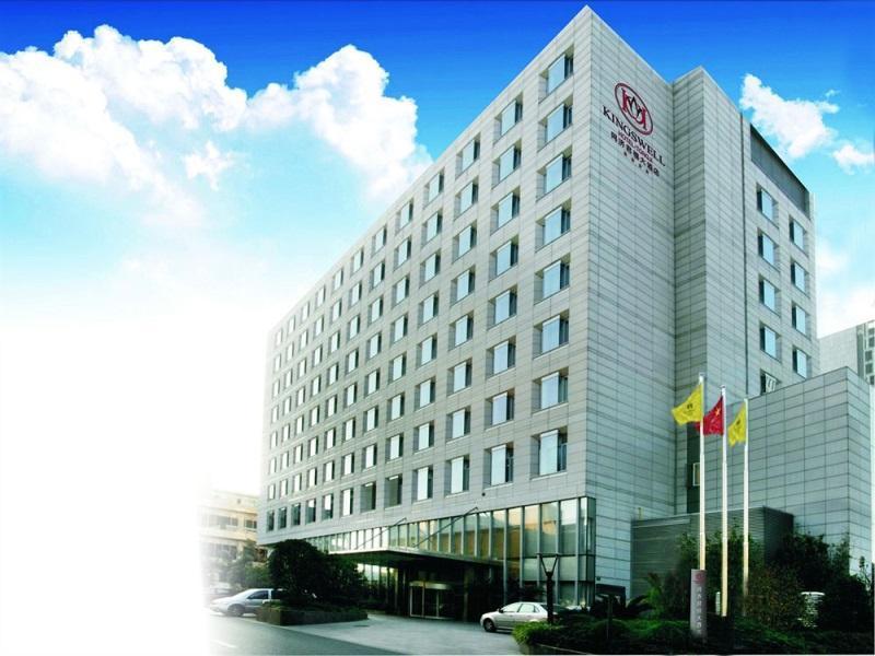 Kingswell Hotel Tongji Yangpu Shanghai