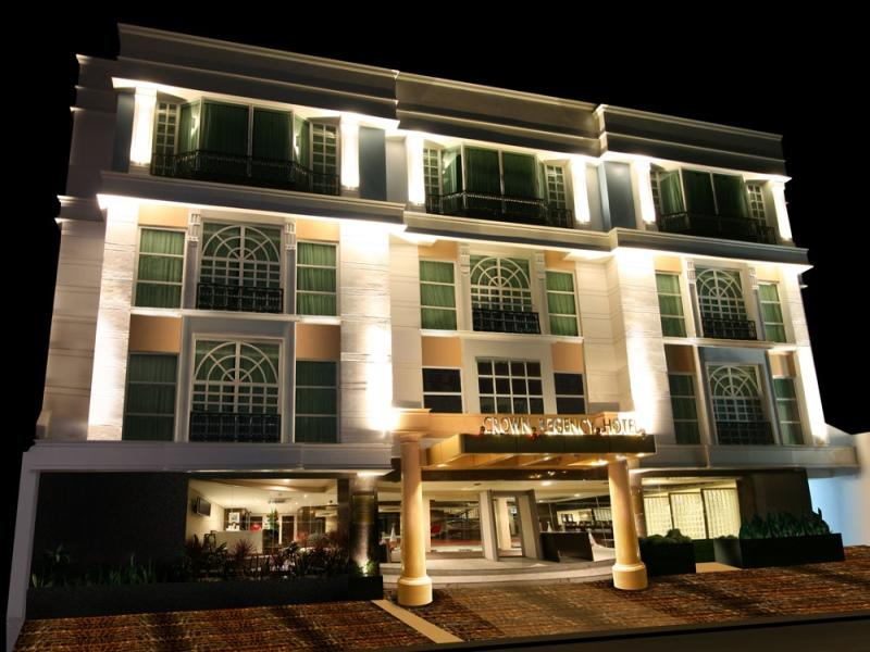 Crown Regency Hotel Makati - Hotels and Accommodation in Philippines, Asia