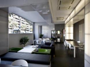 Residencia Melon District Poble Sec Barcelona - Lobby