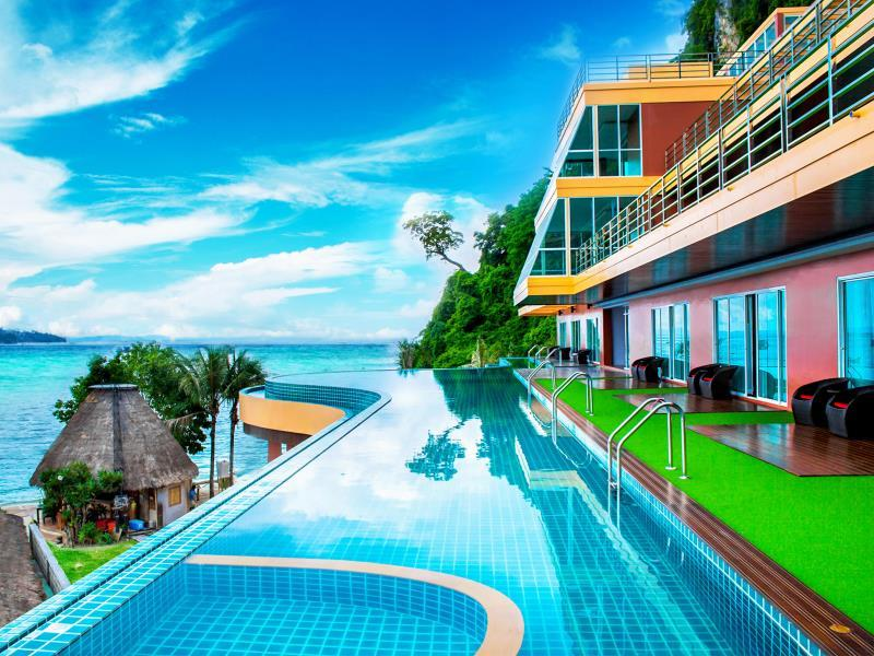 Phi Phi Cliff Beach Resort - Hotels and Accommodation in Thailand, Asia