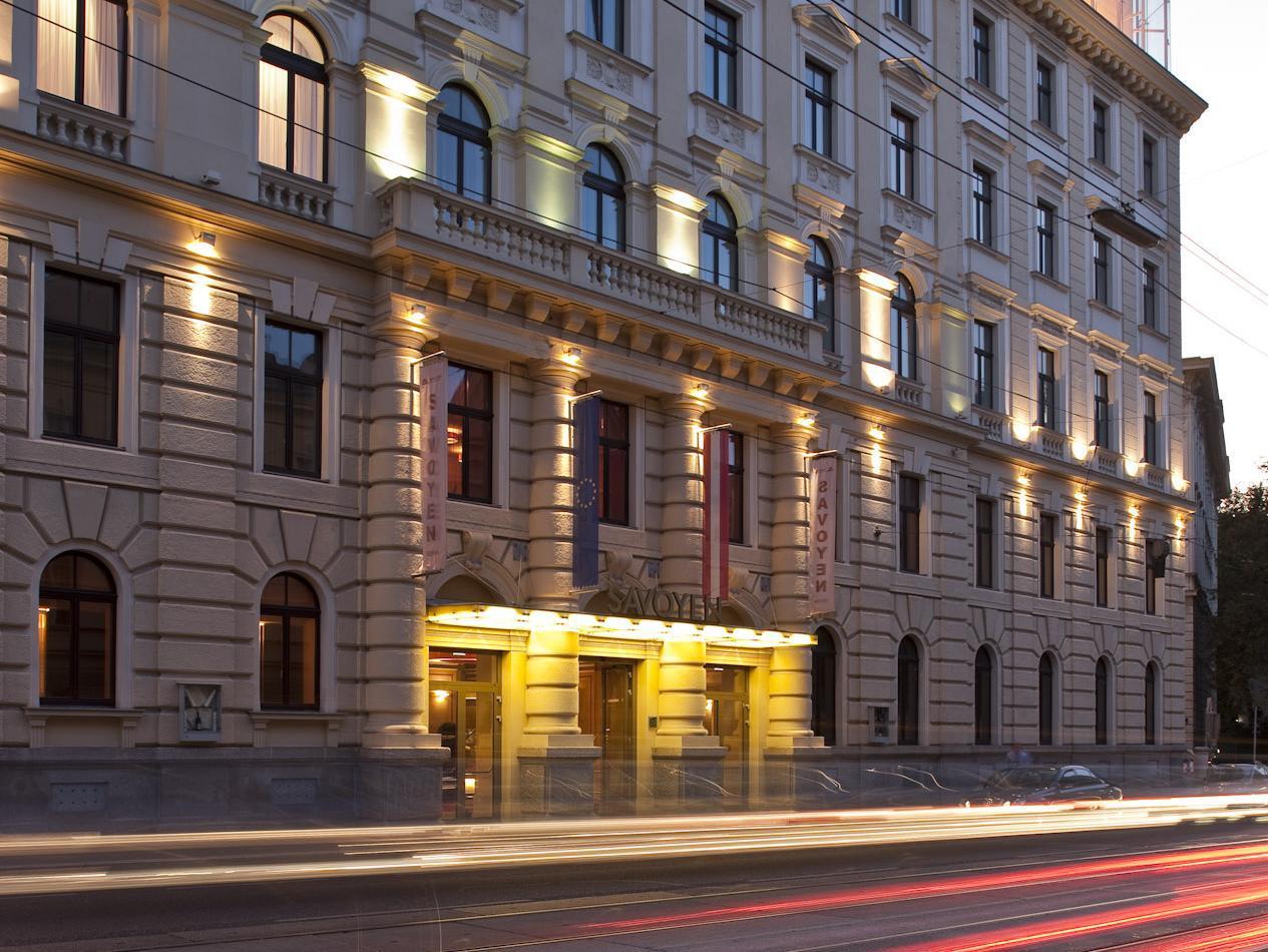 Austria Trend Hotel Savoyen Vienna Vienna - Hotel Exterior
