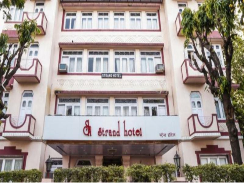 戈拉巴钢绞線飯店 孟買