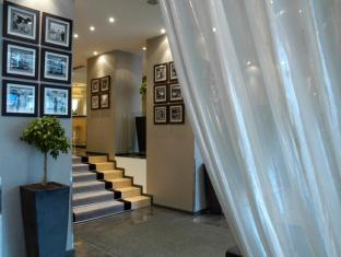 Auteuil Manotel Hotel Ginebra - Interior del hotel