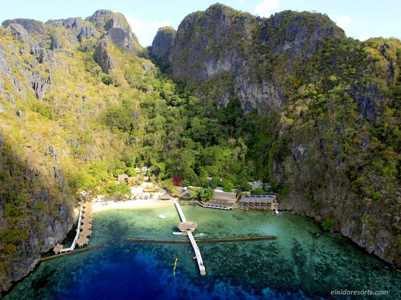El Nido Resorts Miniloc Island Palawan