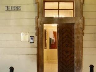 The Charles Hotel Prague - Entrance