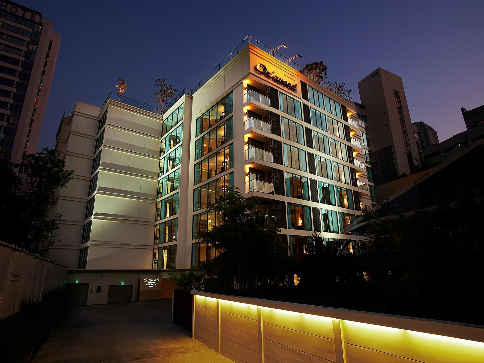 Oakwood Residence Sukhumvit 24 Hotel - Hotell och Boende i Thailand i Asien