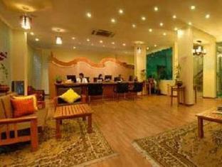 Beehive Nalahiya Maldives Hotel Ciudad de Male y Aeropuerto - Recepción