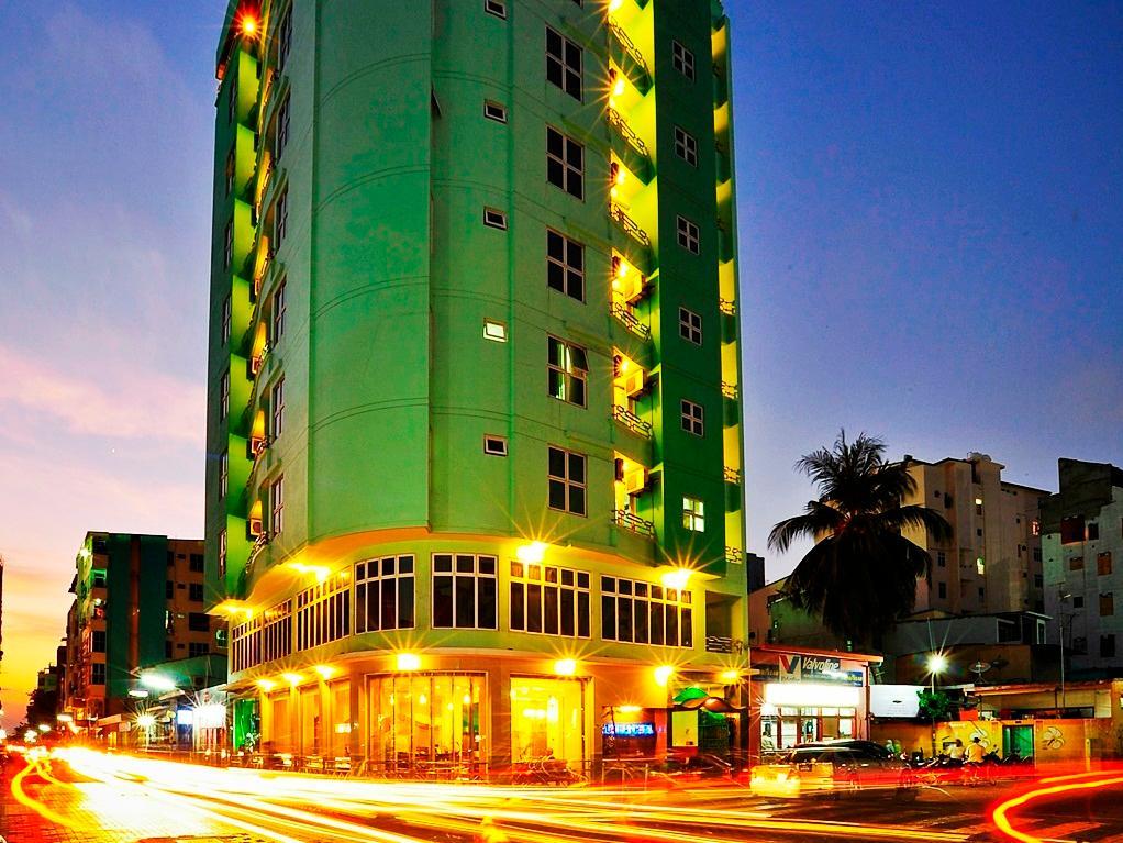 Beehive Nalahiya Maldives Hotel Ciudad de Male y Aeropuerto