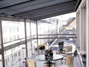 Marttahotelli Helsinki - Balcony/Terrace