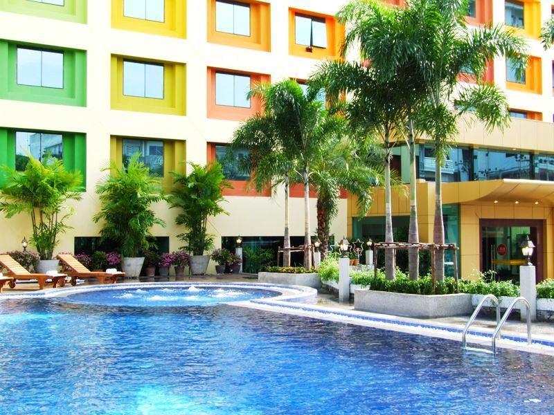 Hotell Boutique Hotel i , Pattaya. Klicka för att läsa mer och skicka bokningsförfrågan