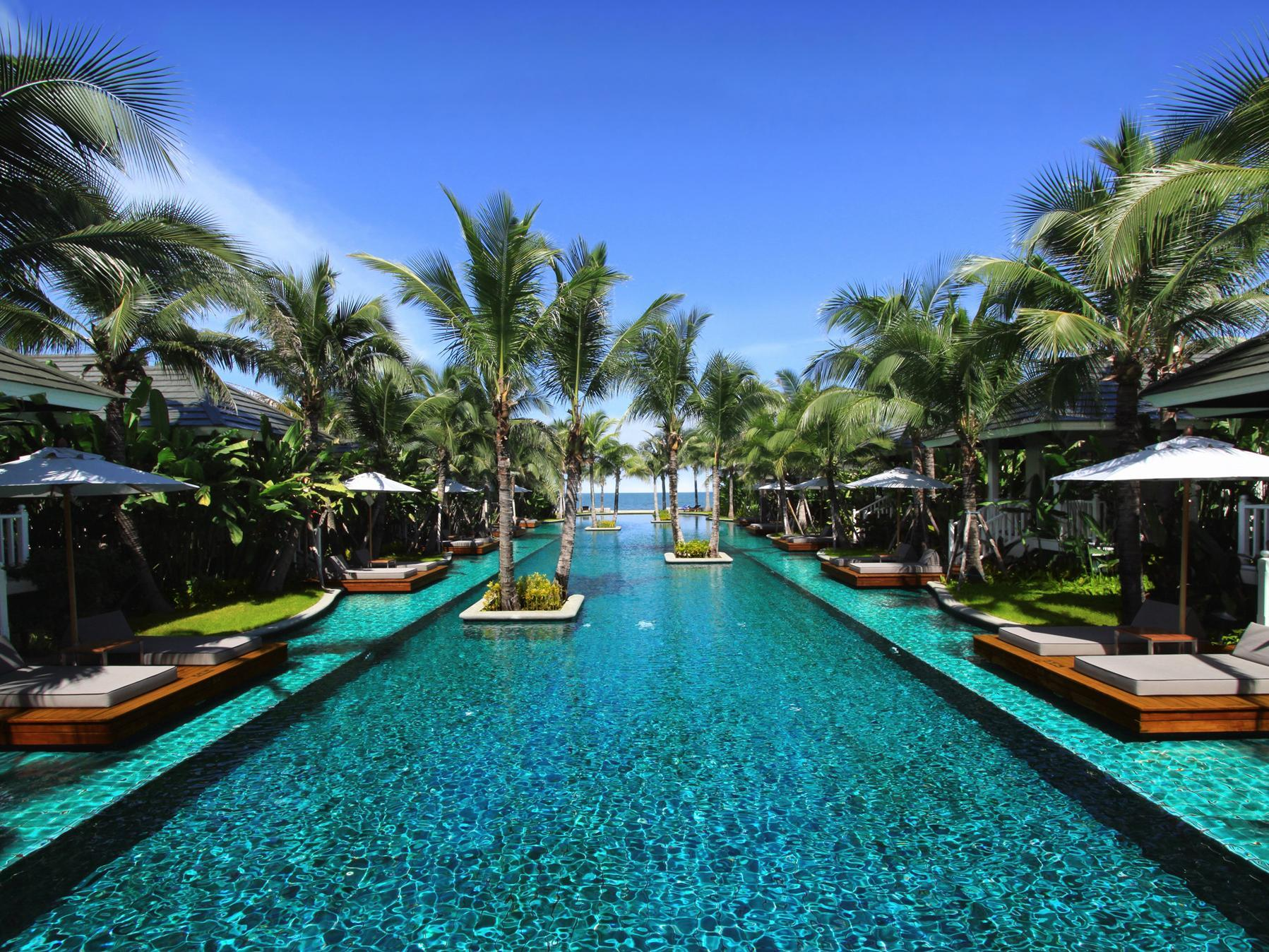 Rest Detail Hotel - Hotels and Accommodation in Thailand, Asia