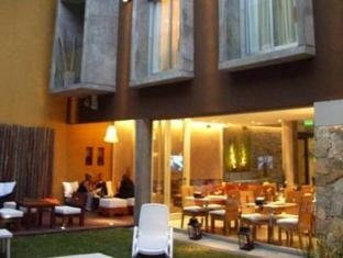 Mine Hotel Boutique Buenos Aires - Balkón/terasa