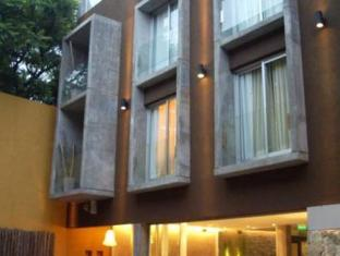 Mine Hotel Boutique Buenos Aires - Exteriér hotelu