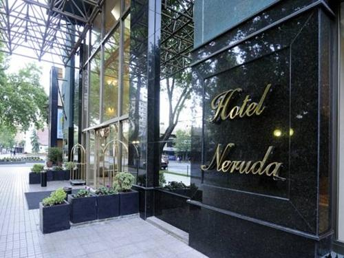 Apart Hotel Neruda - Hotels and Accommodation in Chile, South America