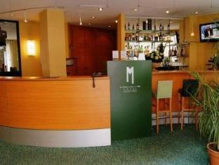 Memphis Hotel Frankfurt am Main - avla