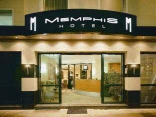 Memphis Hotel Frankfurt am Main - vhod