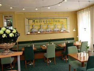 Memphis Hotel Frankfurt am Main - restavracija