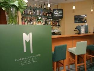 Memphis Hotel Frankfurt am Main - recepcija