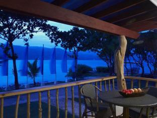 Bluewater Sumilon Island Resort سيبو - غرفة الضيوف