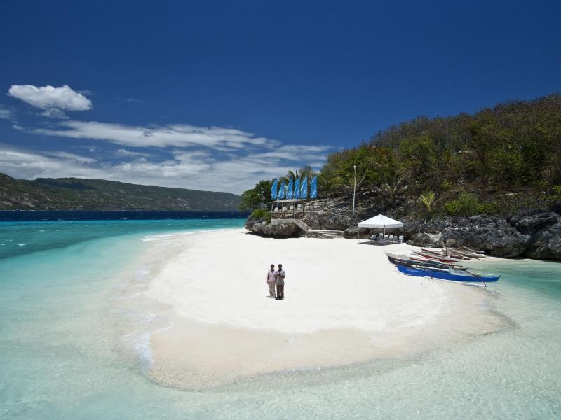 Bluewater Sumilon Island Resort سيبو