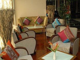 Chakungrao Riverview Hotel Kamphaengphet - Lobby Lounge