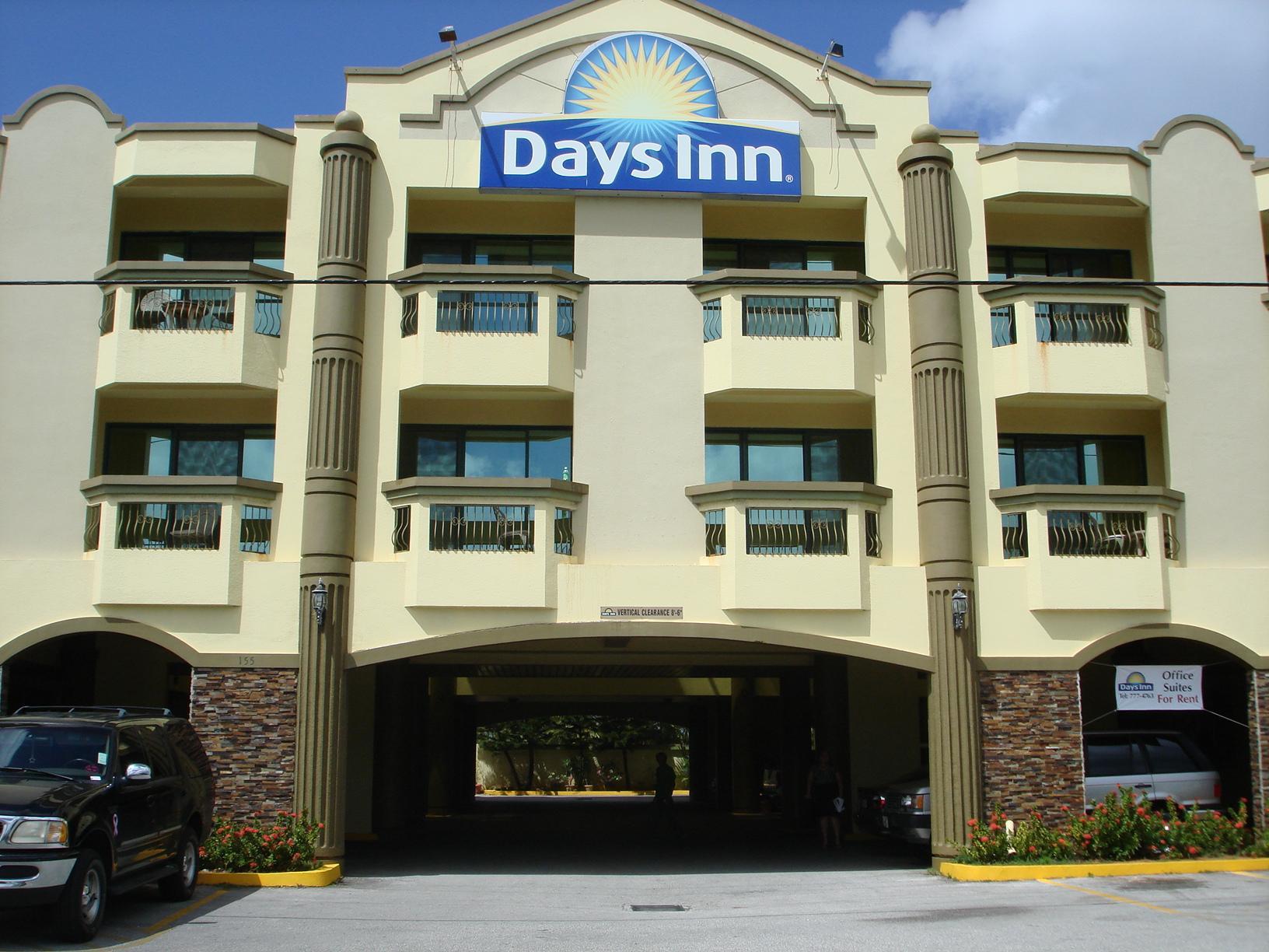 戴斯塔穆寧飯店